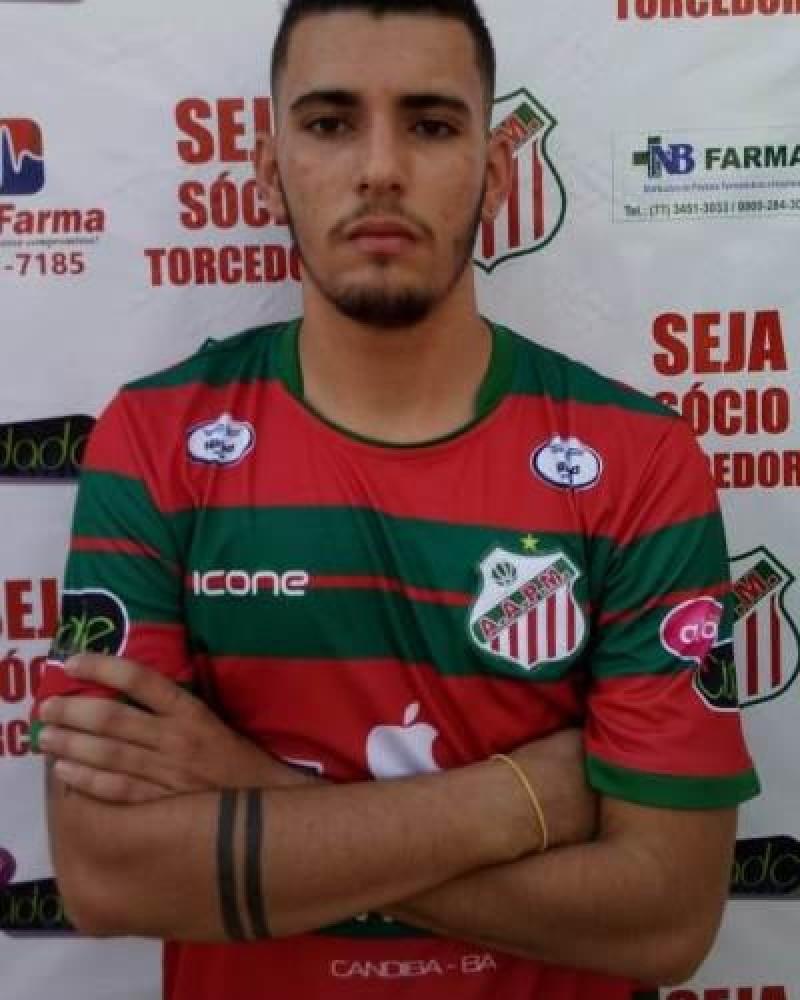 Detalhes do jogador 16 - Antônio Menezes Leal Neto (Neto)