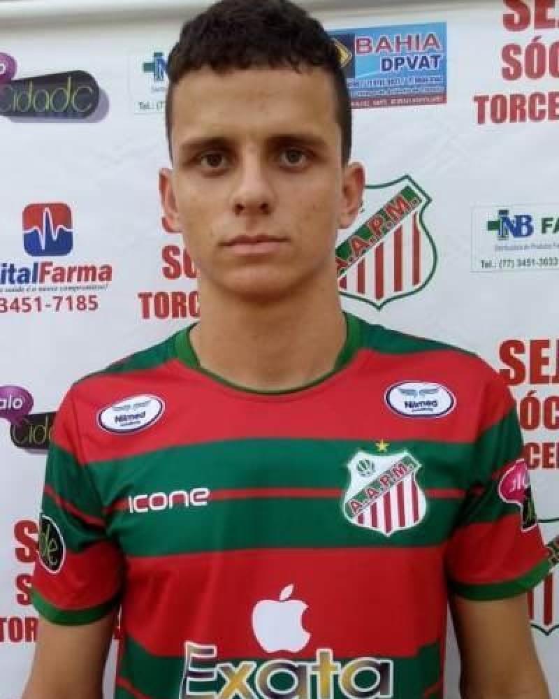 Detalhes do jogador 24 - Italo Miguel Braga de Oliveira Vilas Boas