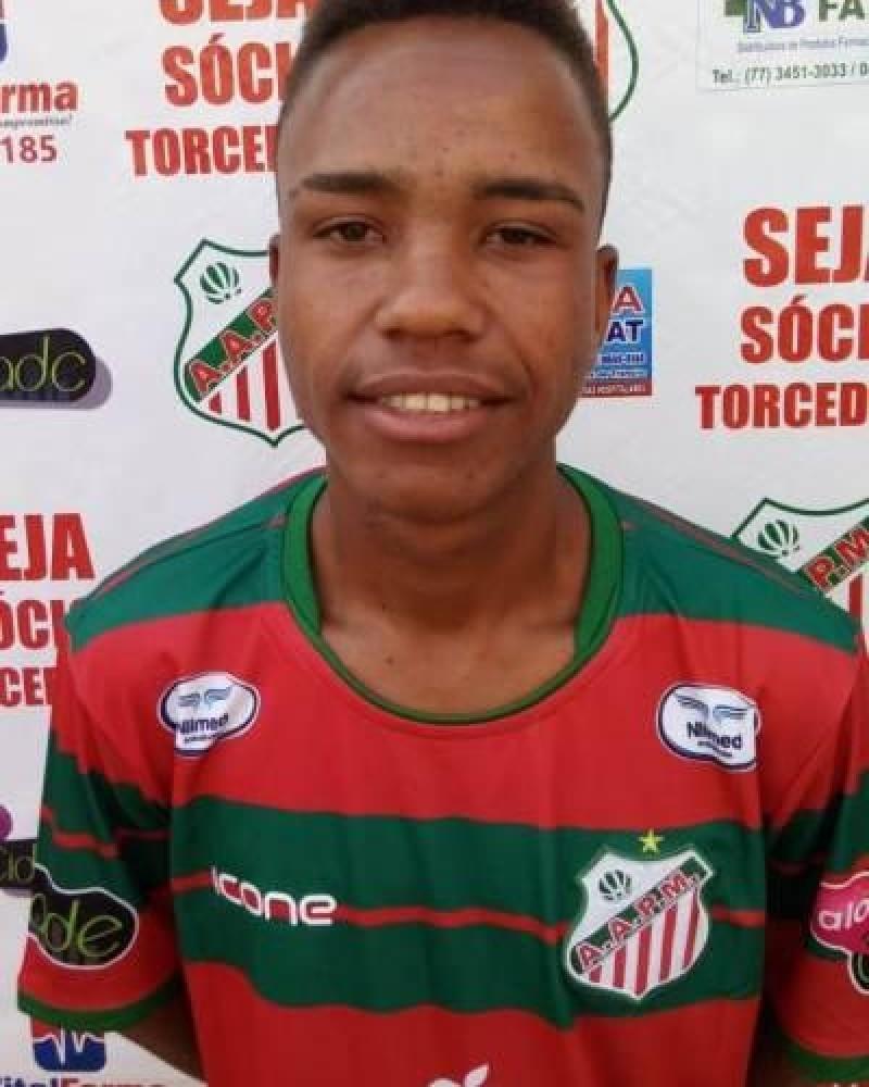 Detalhes do jogador 25 - Guilherme Pereira Souza