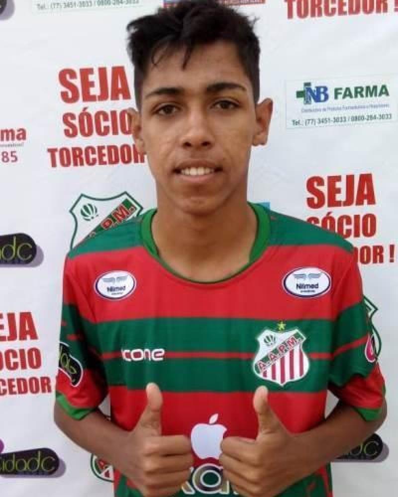 Detalhes do jogador 13 - Carlos Hernandes dos Santos Silva (Nando)