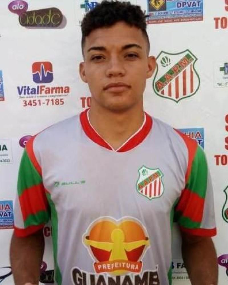Detalhes do jogador 08 - Maxuel Pereira de Souza (Suel)