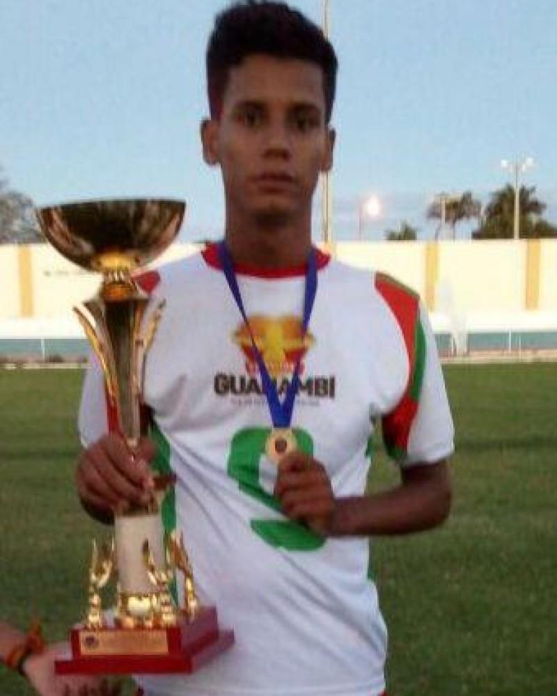 Detalhes do jogador 15 - Natanael Almeida Cambrainha (Nathan)