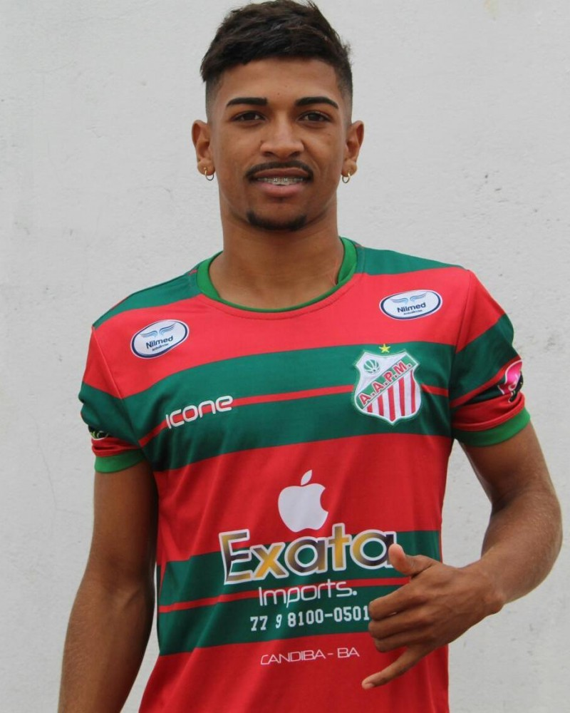 Detalhes do jogador 04 - Cleriston da Silva Souza (Kéu Silva)