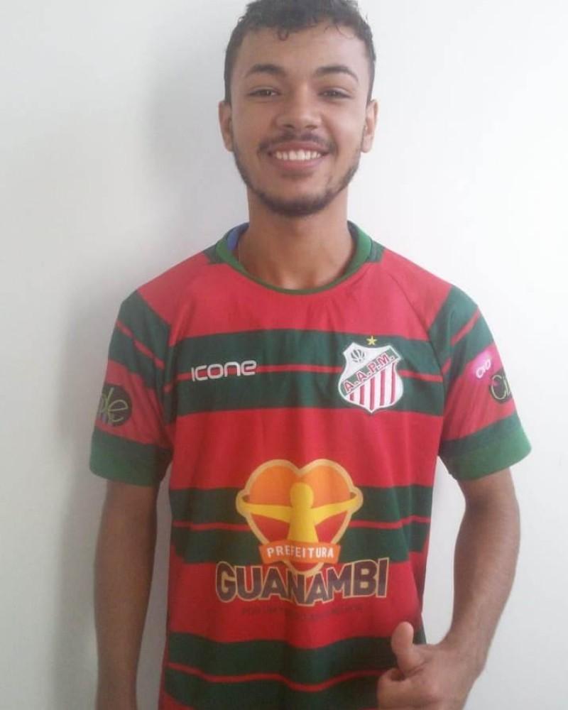 Detalhes do jogador 11 - Pedro Henrique Pereira de Oliveira