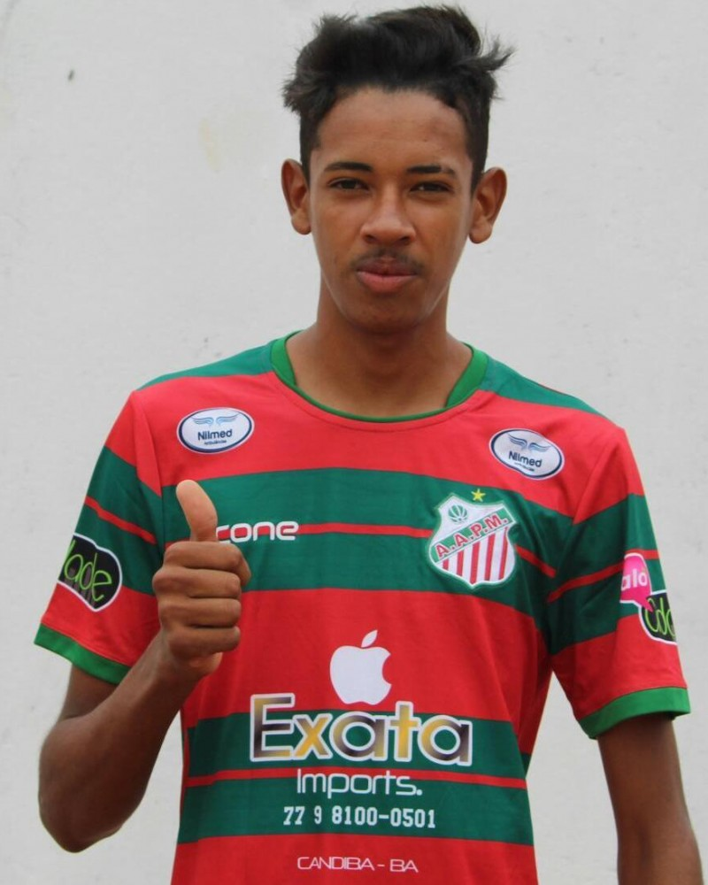 Detalhes do jogador 36 - Lucas Natan Lopes Fernandes