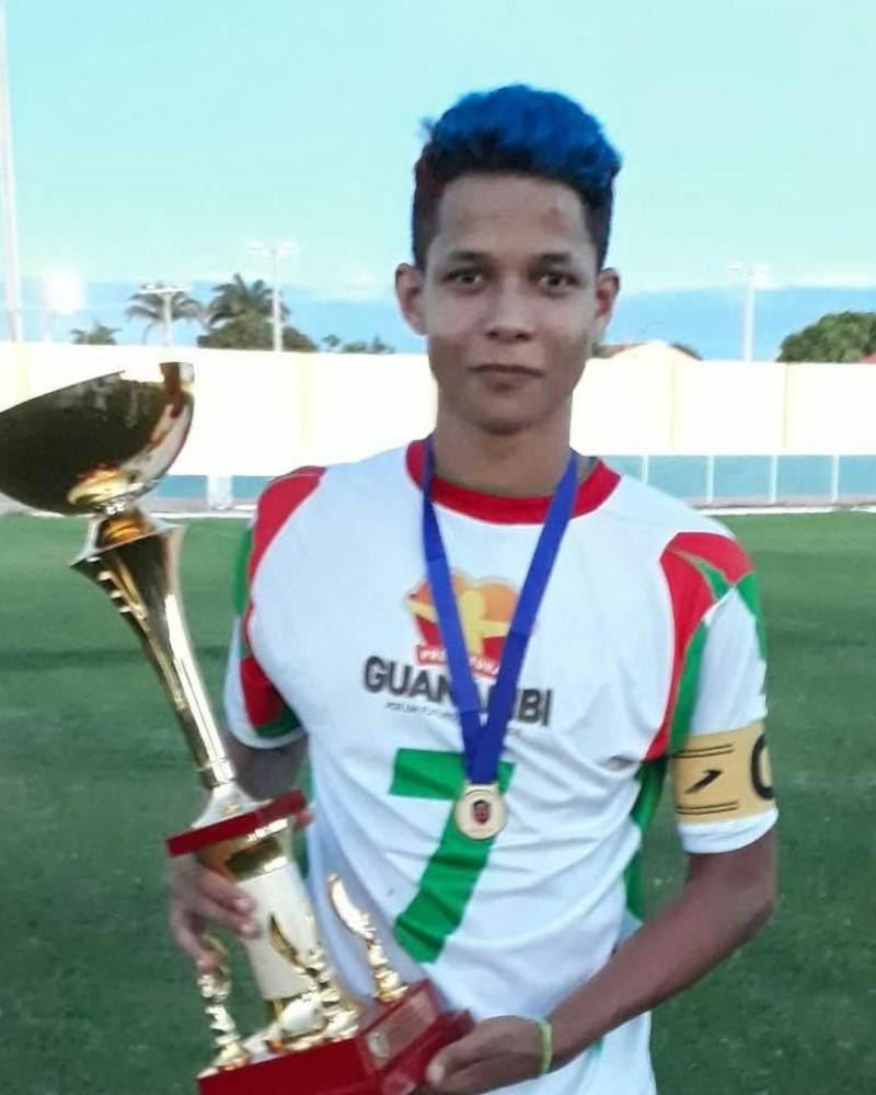 Detalhes do jogador 22 - Lucas Barros Dias Brito e Queiroz (Lucas Barrios)