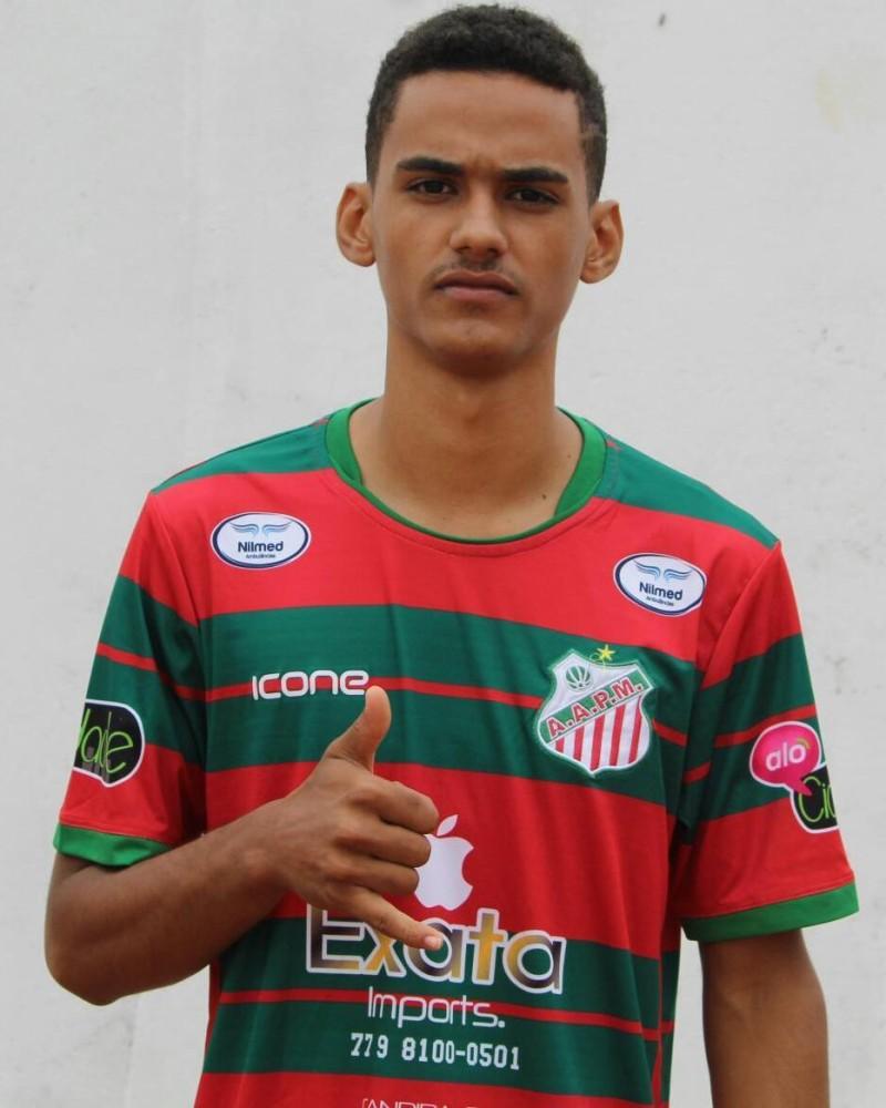 Detalhes do jogador 35 - Clebison Henrique Almeida Menezes
