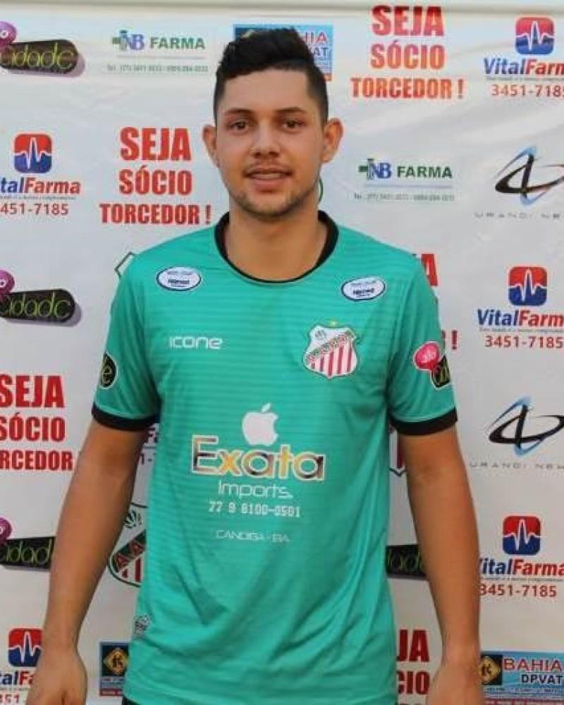 Detalhes do jogador 03 - Henrique Rodrigues Pereira (Rick)