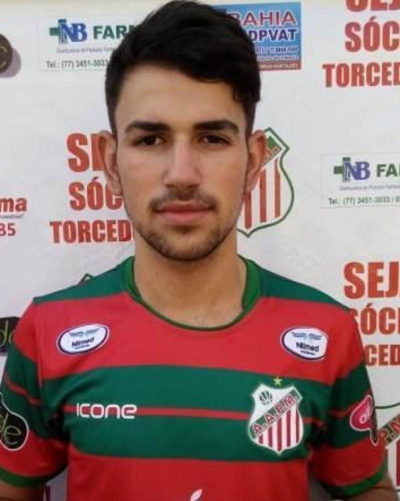 Detalhes do jogador 05 - Tiago Reis Guedes