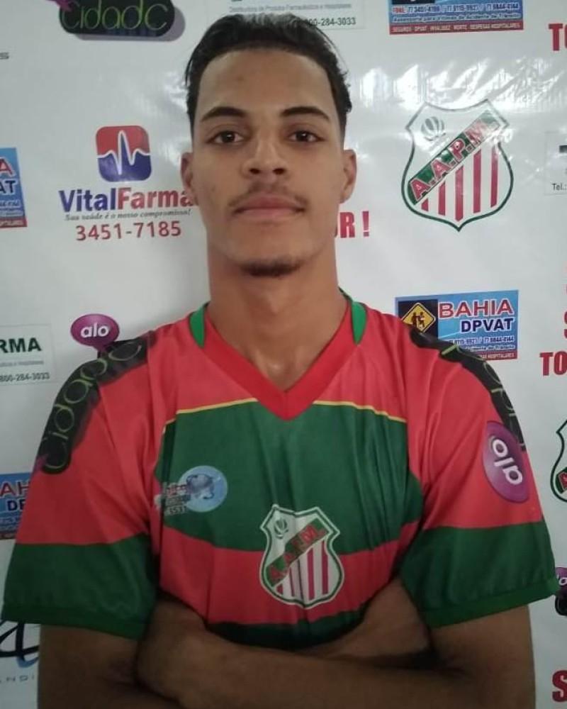 Detalhes do jogador 06 - Rodrigo Souza Silva (Guiga)