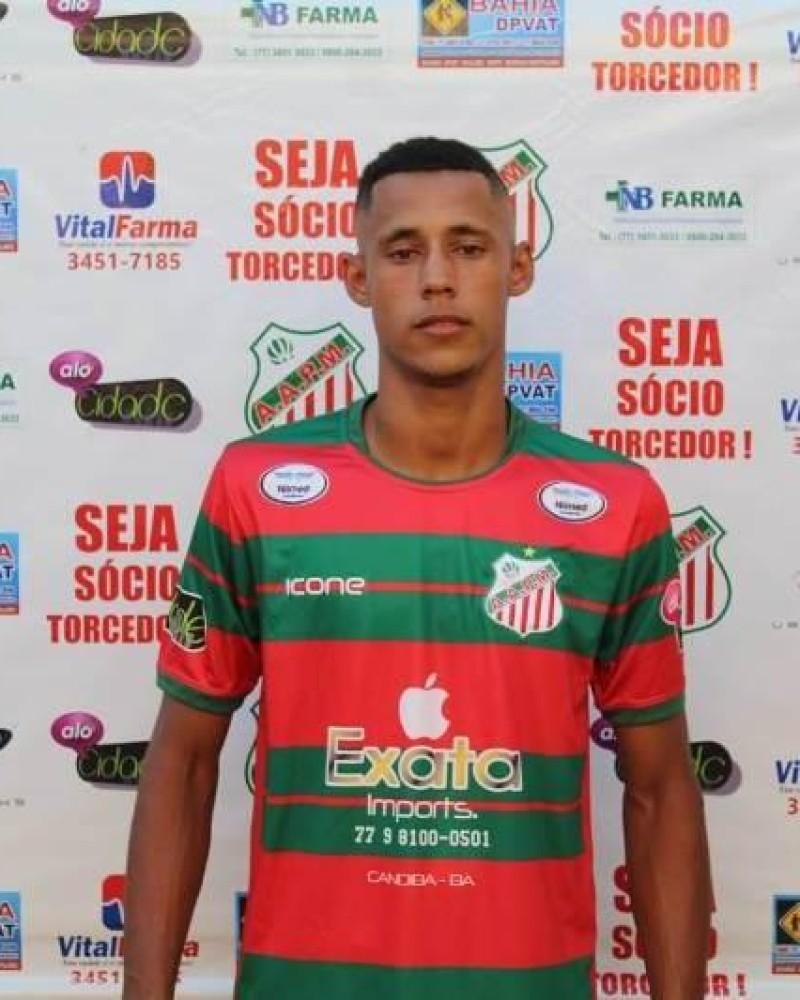 Detalhes do jogador 14 - Marcos Douglas Gomes Santos