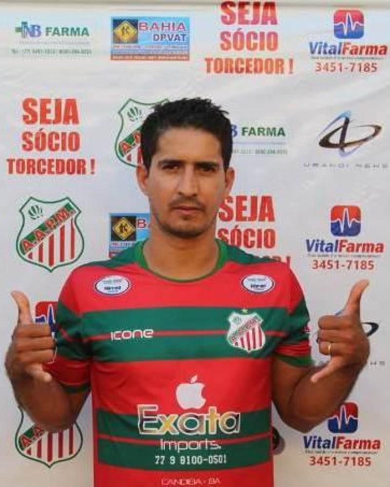 Detalhes do jogador 18 - Elizangelo Teixeira Cotrim (Théu Cros)