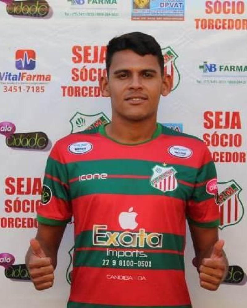 Detalhes do jogador 19 - Emanuel Aguiar de Oliveira