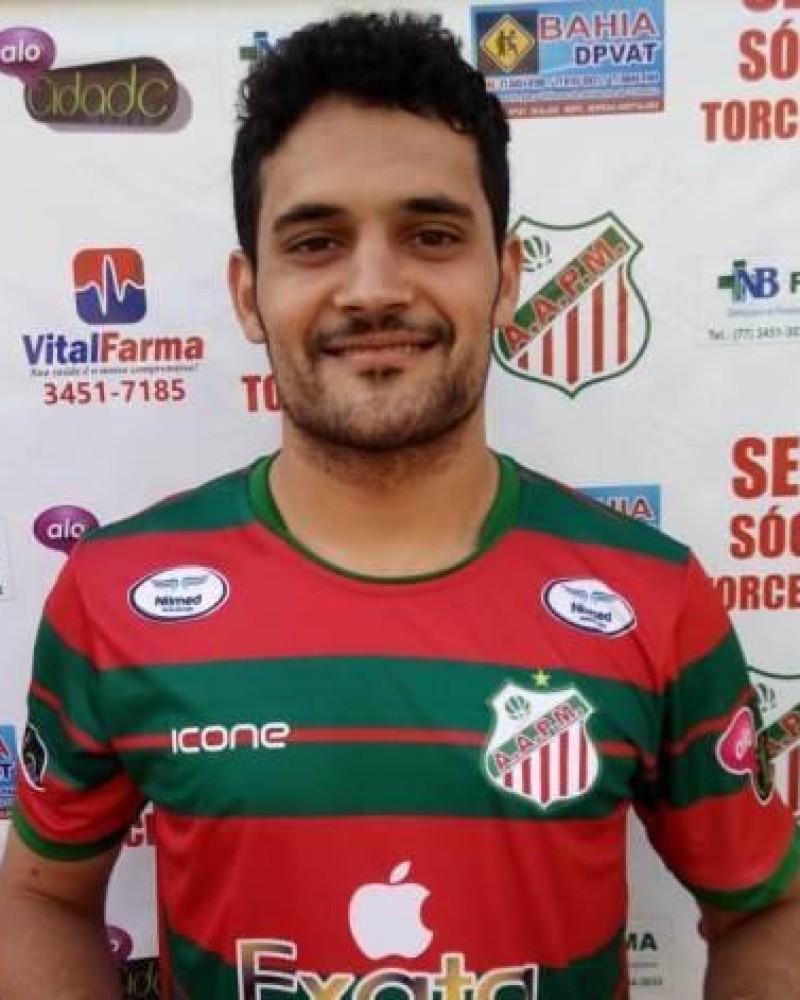 Detalhes do jogador 21 - Ezio Chaves Nascimento
