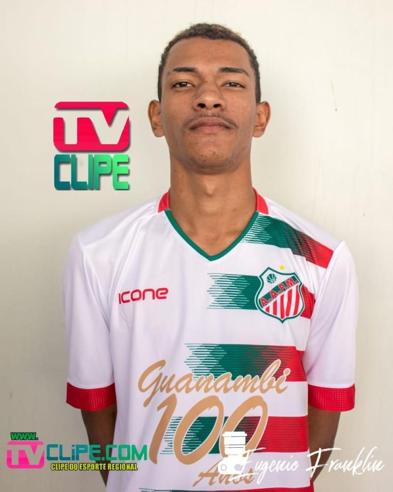 Detalhes do jogador 46 - Atirson Santos Araújo {Tico}