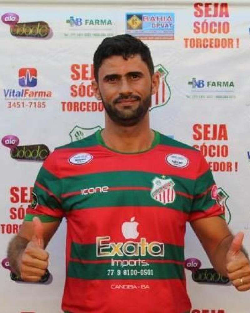 Detalhes do jogador 23 - Fábio Júnior Vieira Oliveira (Fabinho)