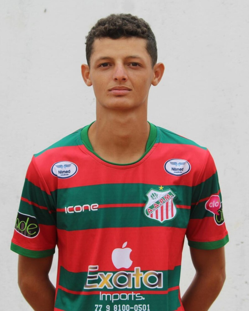 Detalhes do jogador 31 - Gabriel Gomes Oliveira (Gambá)