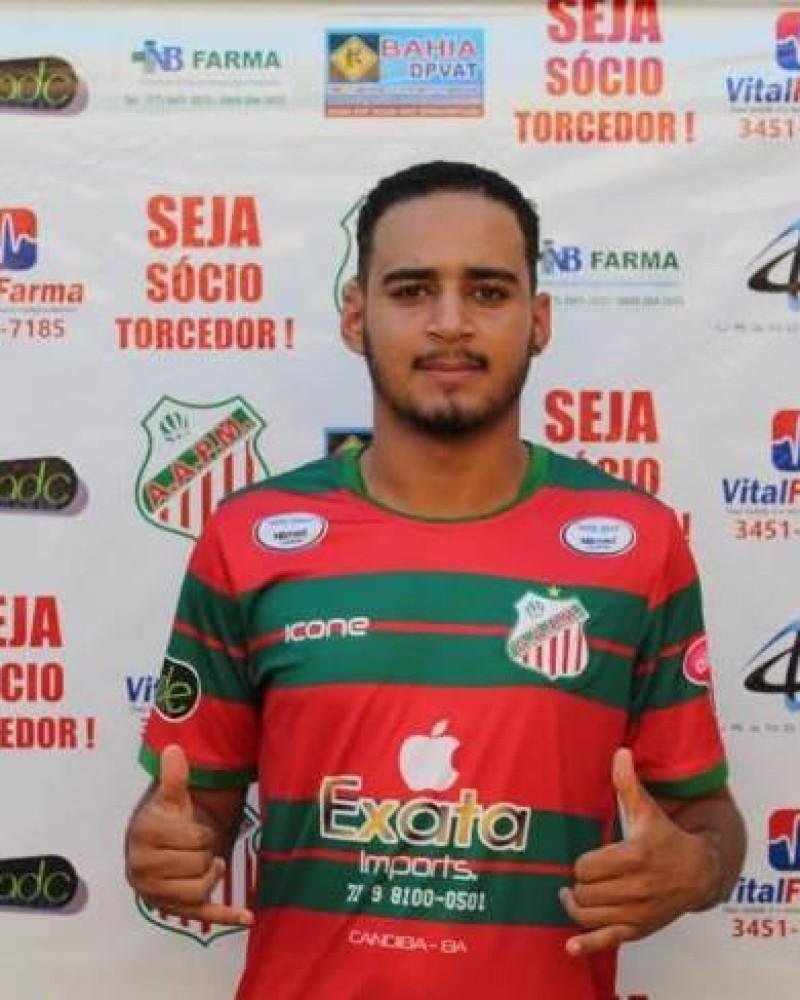 Detalhes do jogador 37 - Pedro Henrique Pereira Santos (Pedrinho)