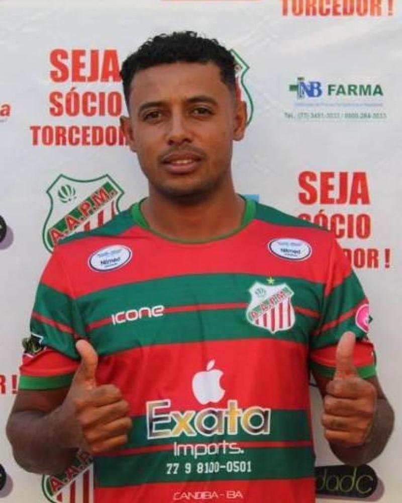 Detalhes do jogador 40 - Luciano Ferreira de Souza (Lú)