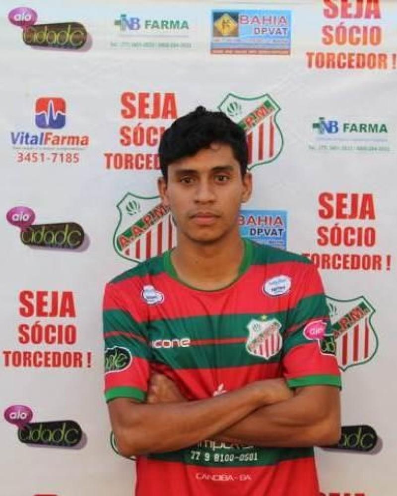 Detalhes do jogador 42 - Pedro Cesar Carvalho Reis