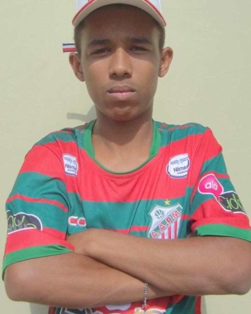 Detalhes do jogador 51 - Gilson Alves Pereira Filho { Gilsinho }