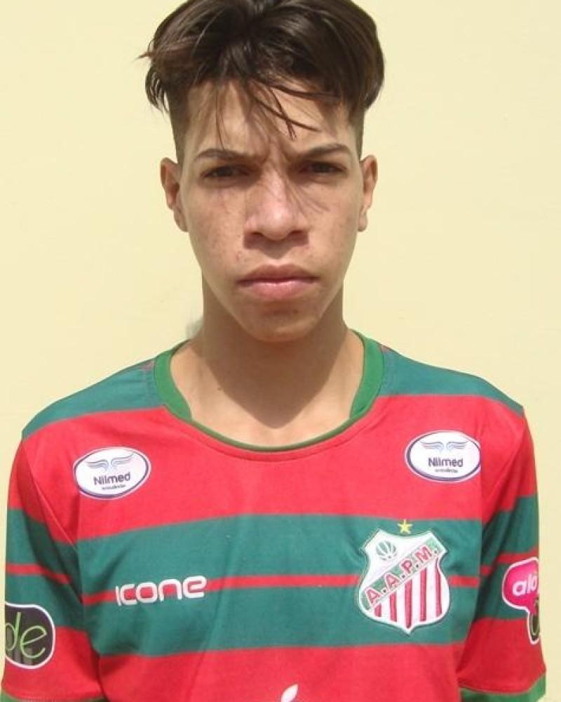Detalhes do jogador 55 - Maicon Ramos Magalhães Rocha
