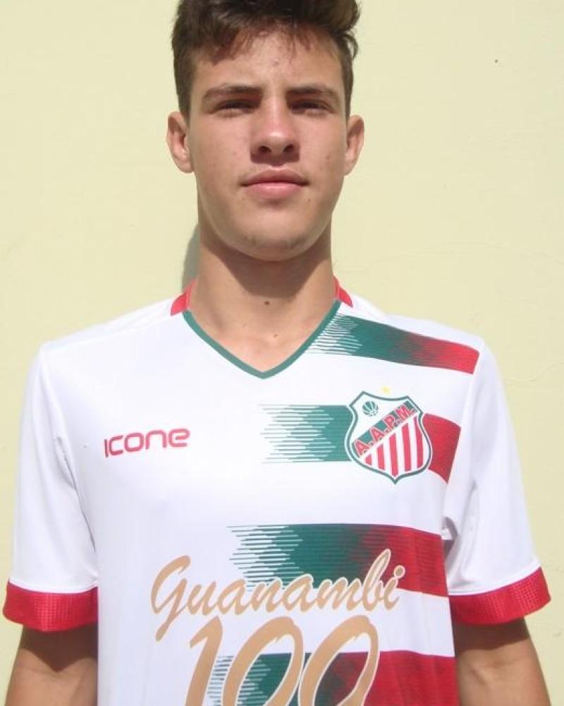 Detalhes do jogador 57 - Pedro Ramon Ferreira Teixeira
