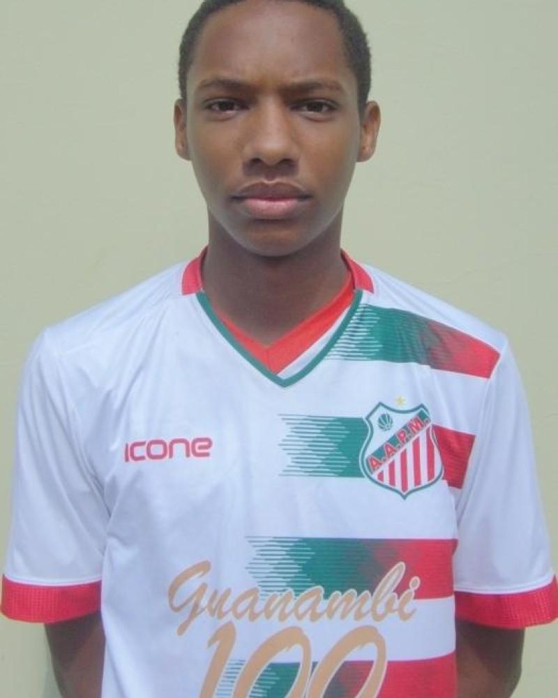 Detalhes do jogador 58 - Felipe Gabriel Fernandes Rodrigues