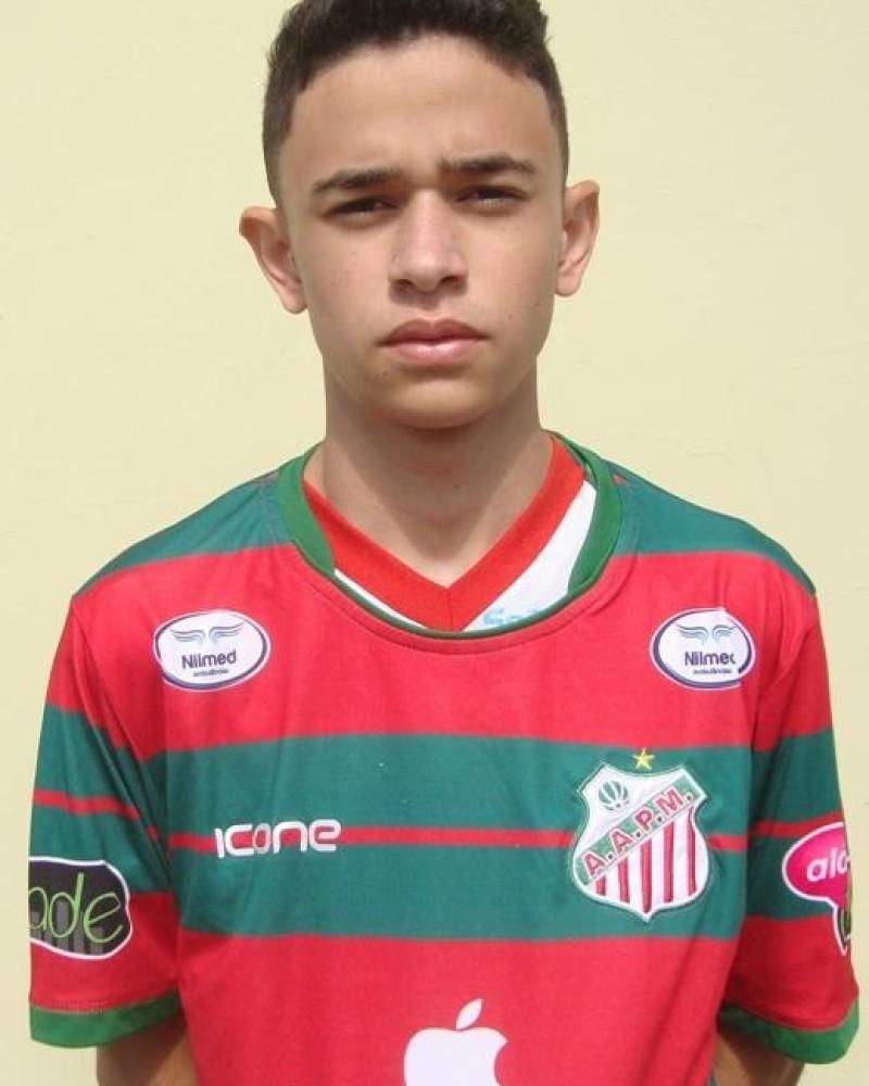 Detalhes do jogador 60 - Vitor Manoel Castro Santos { Vitinho }