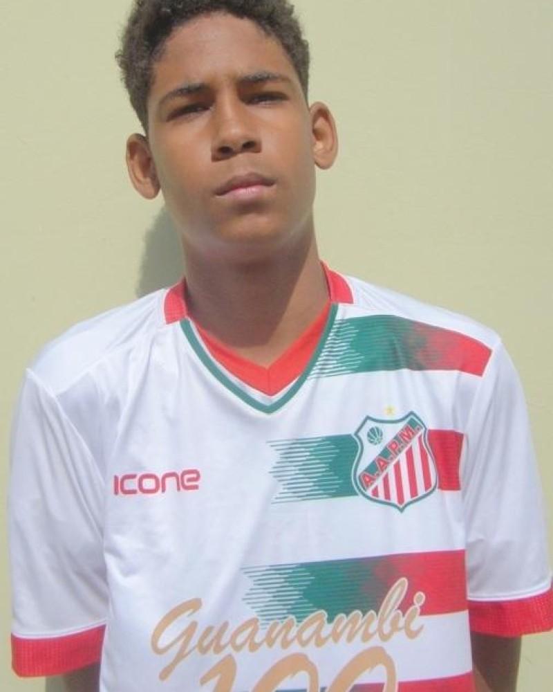 Detalhes do jogador 61 - André Ítalo Vieira de Matos