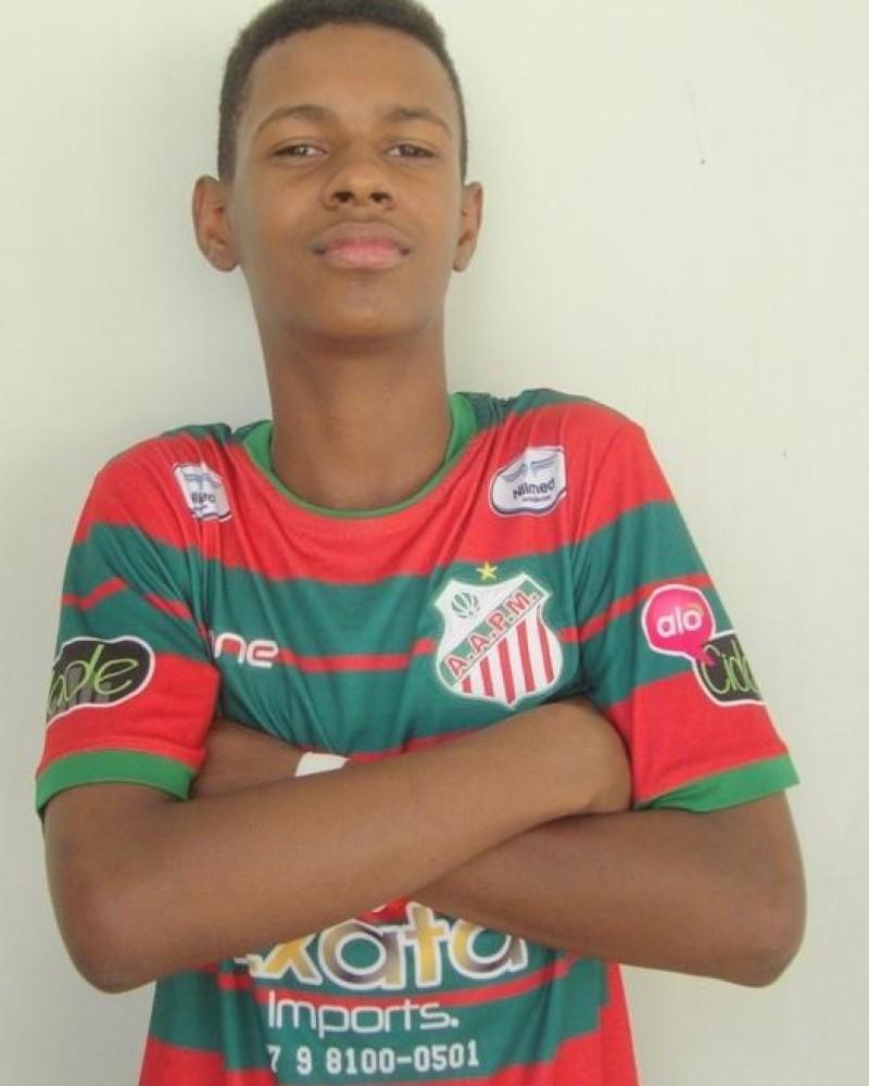 Detalhes do jogador 64 - Carlos Henrique da Silva Santos { Sedoorf }