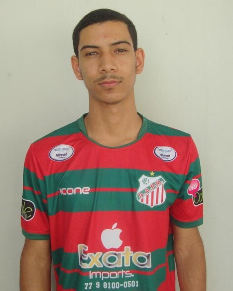 Detalhes do jogador 68 - Robert Silva Guimarães