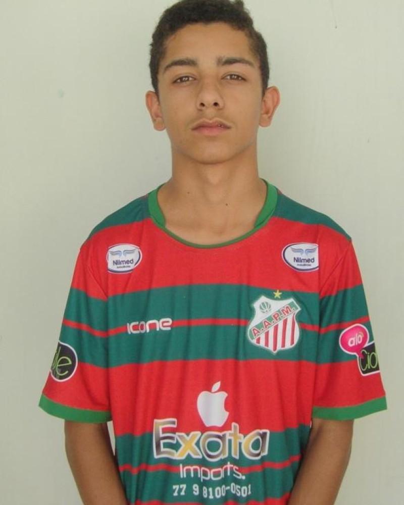 Detalhes do jogador 69 - Caíque Almeida Cruz