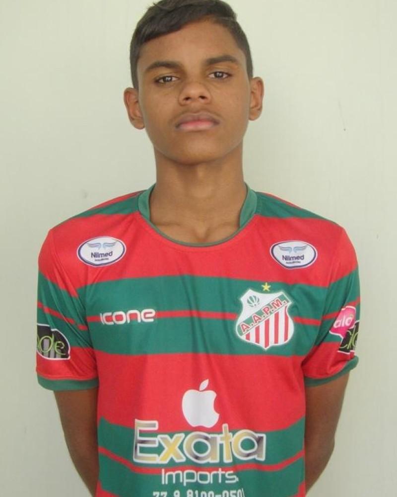 Detalhes do jogador 65 - Luiz Eduardo da Silva Lopes { Cabloco }
