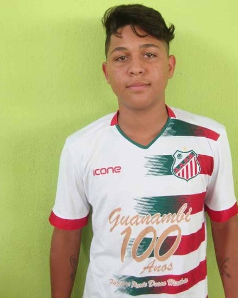 Detalhes do jogador 73 - Marcos Vinícius L. Dourado (Cigano) - *Contrato Encerrado*