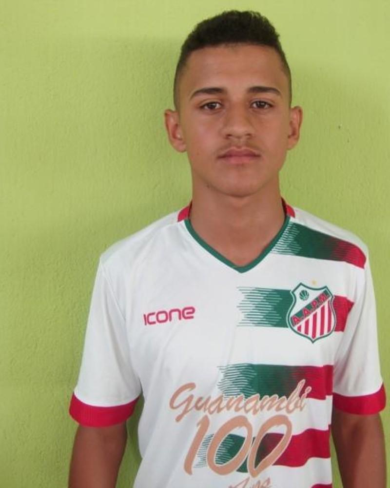 Detalhes do jogador 74 - William da Costa Martins
