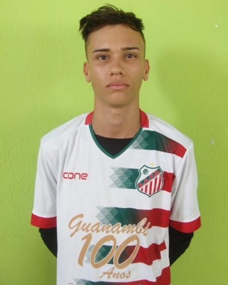 Detalhes do jogador 75 - Italo Gabriel Rebolço da Cruz