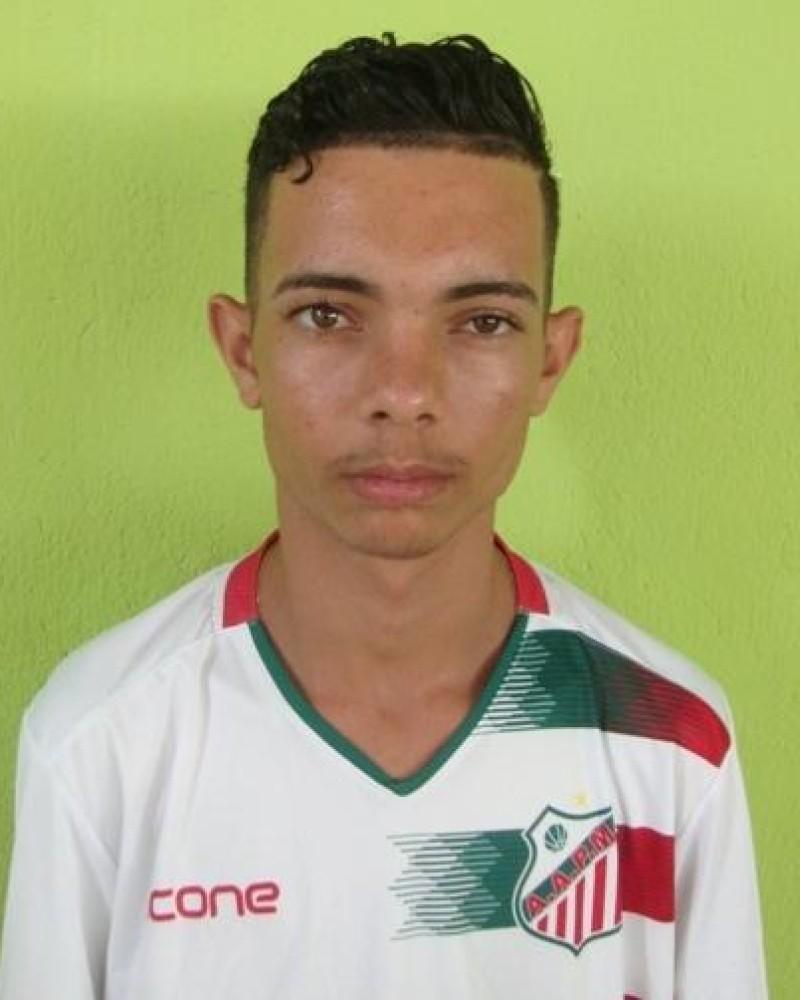Detalhes do jogador 76 - Gabriel de Jesus Fogaça