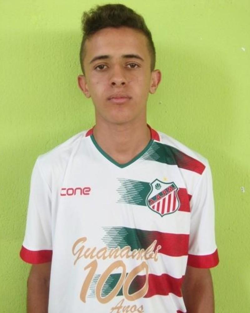 Detalhes do jogador 77 - Fábio Henrique de Oliveira Barros { Binho } - *Contrato Encerrado*