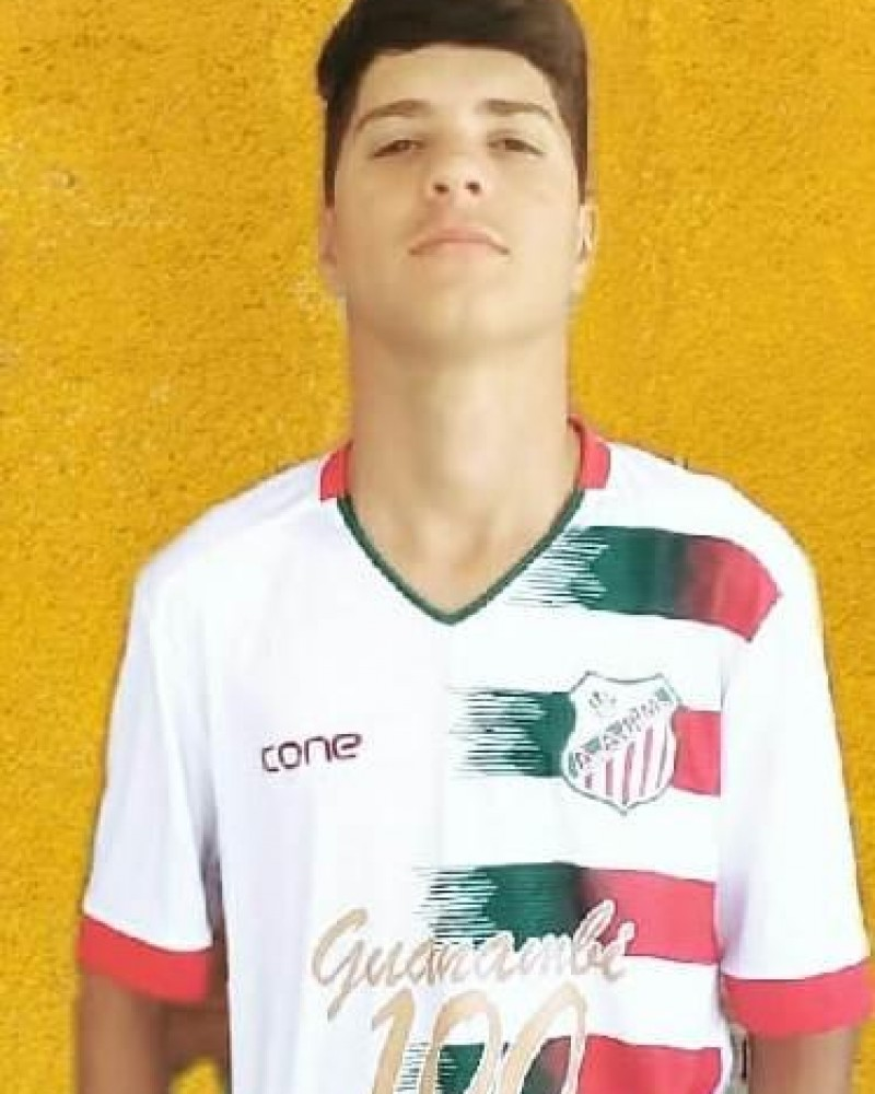 Detalhes do jogador 78 - Romário Matos Prates