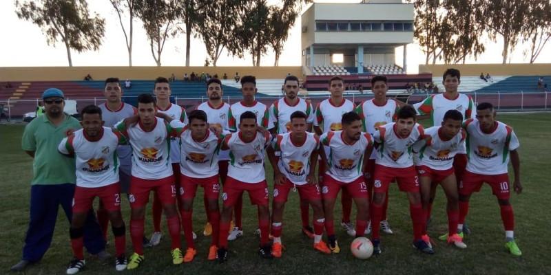 Portuguesa de Mandacaru fica no empate diante do Palmeirinhas e termina em quarto colocado do grupo A