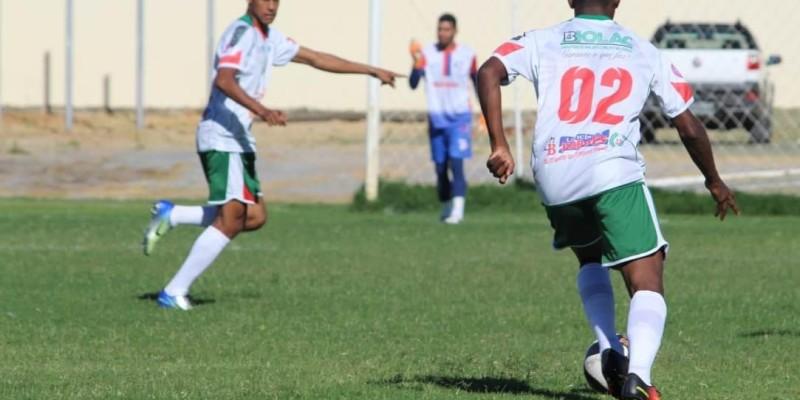 Jovem montealtense é destaque em jogo pelo Campeonato Guanambiense