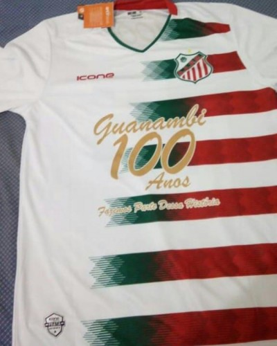 Detalhes do produto Camisa Oficial - Comemorativa
