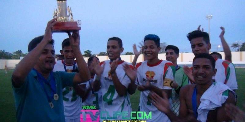 Portuguesa de Mandacaru realizará avaliação para categoria sub-17, visando o campeonato municipal em setembro