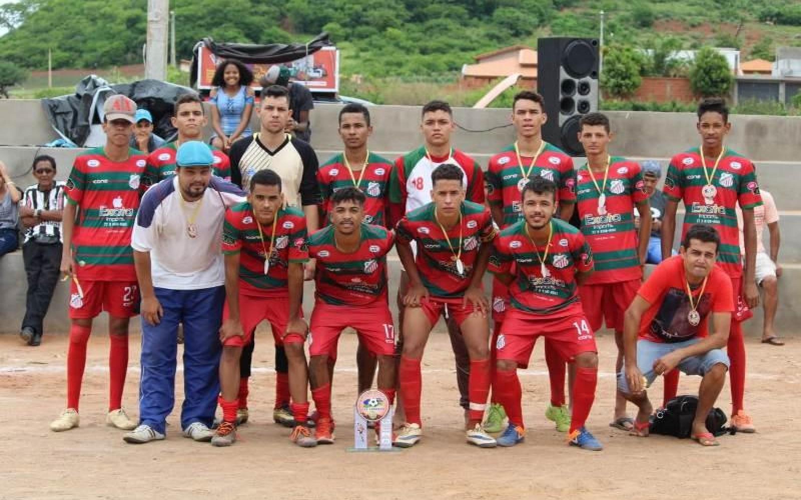 Conquista do Vice Campeonato Regional Sub-20 em Pilões