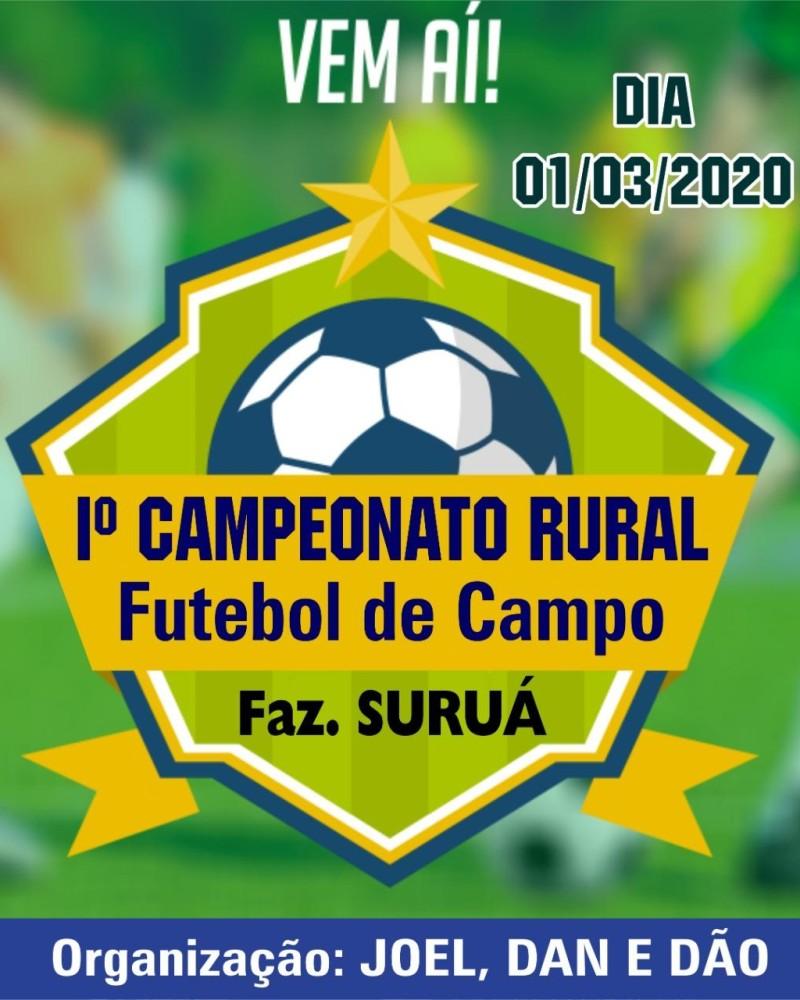 Portuguesa de Mandacaru relaciona atletas para jogo de estreia no I Campeonato Rural do Suruá