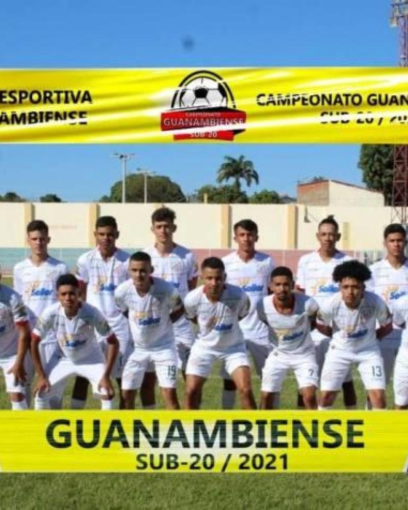Portuguesa de Mandacaru vence Ipiranga no reinicio do Campeonato Guanambiense Sub-20