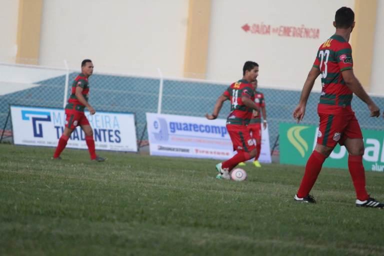 Portuguesa de Mandacaru perde de goleada na estreia do Campeonato Guanambiense
