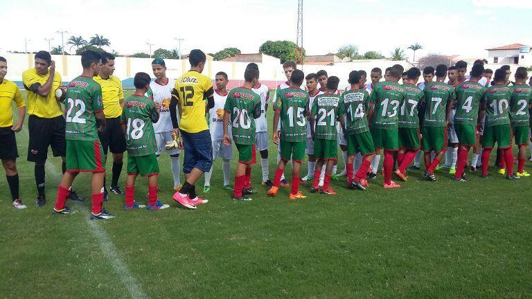 Semifinal do Campeonato Municipal SUB-17