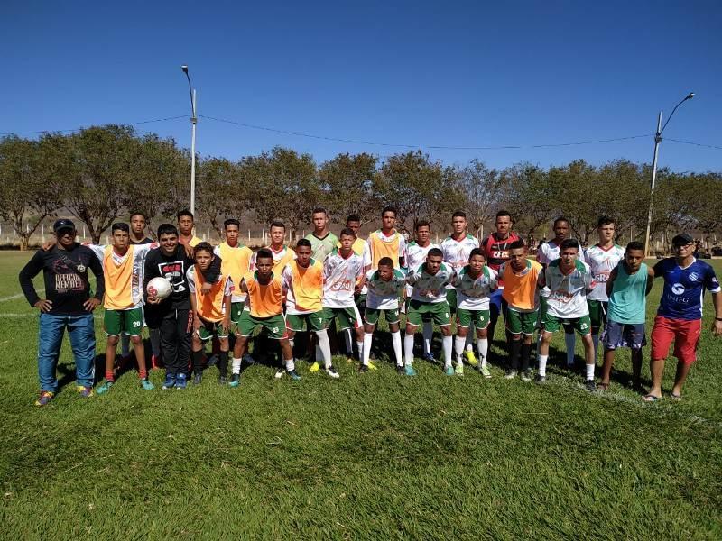 Portuguesa de Mandacaru e Palmeirinha empatam por 4 a 4 em jogo preparatório no IF Baiano
